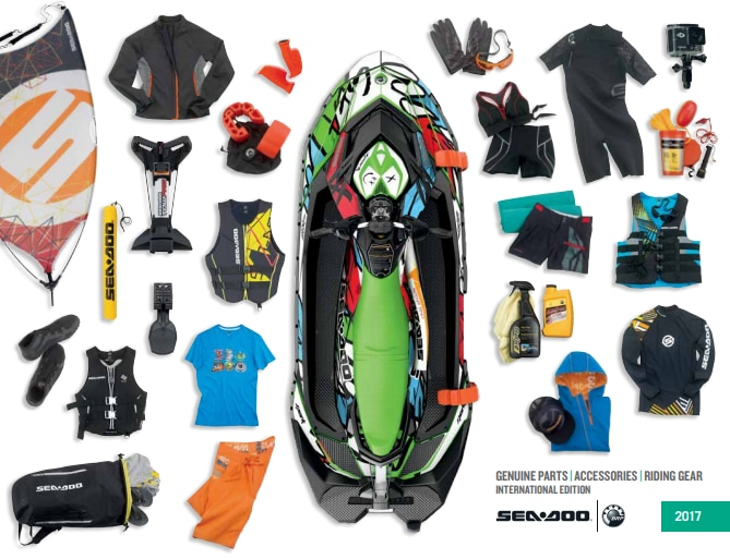 Sea-Doo Catalog