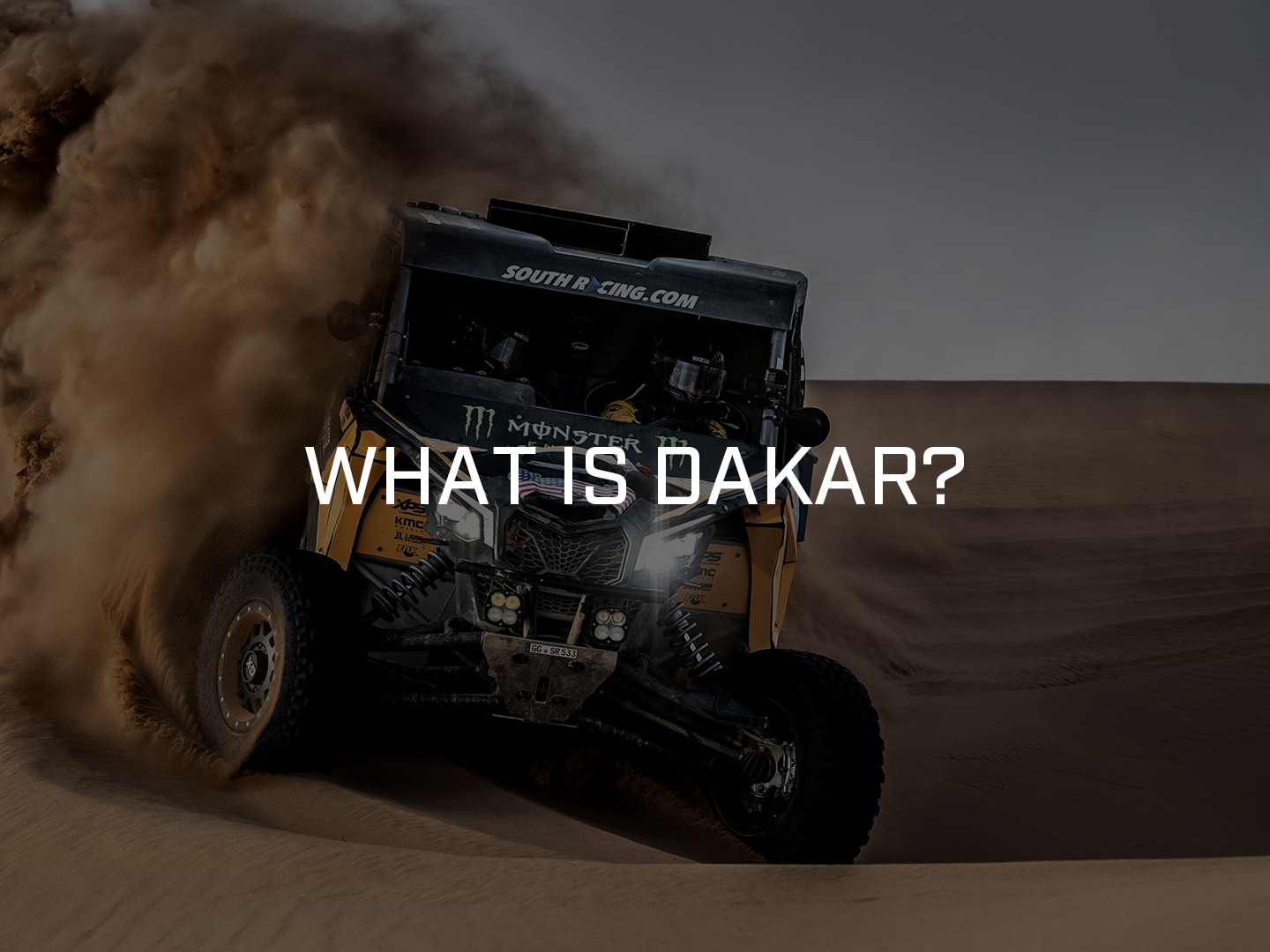 What is Dakar?