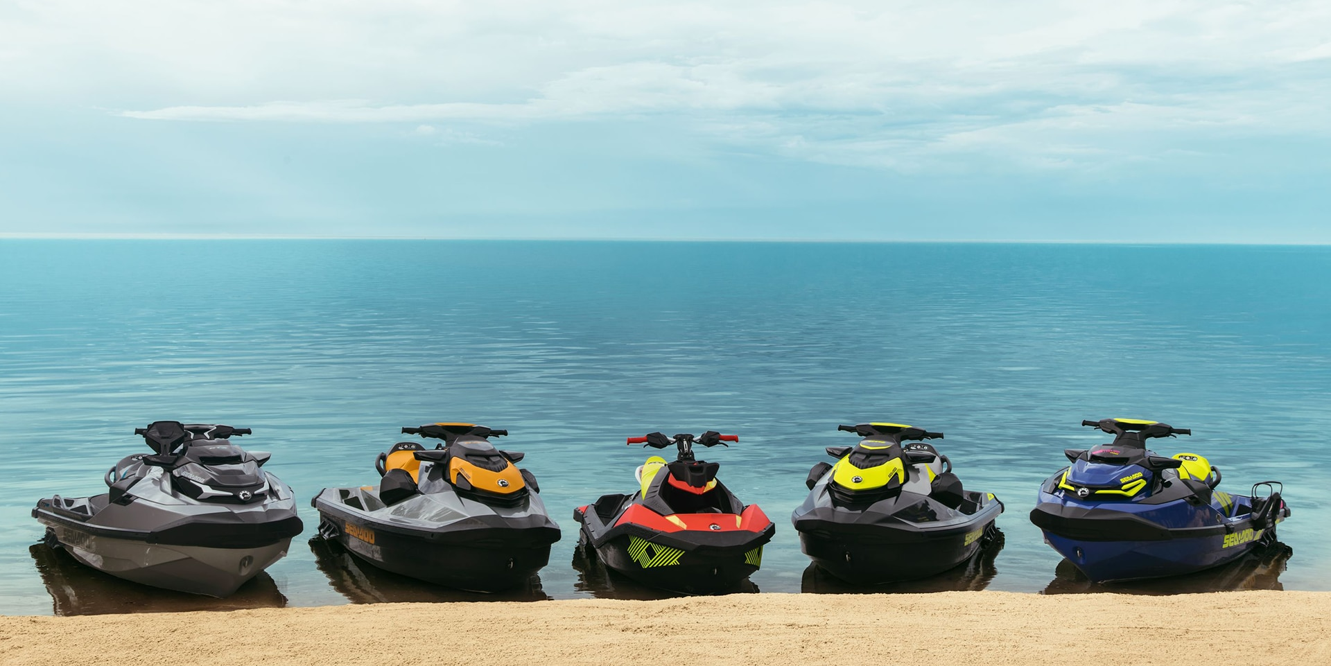 Modele Sea-Doo 2021