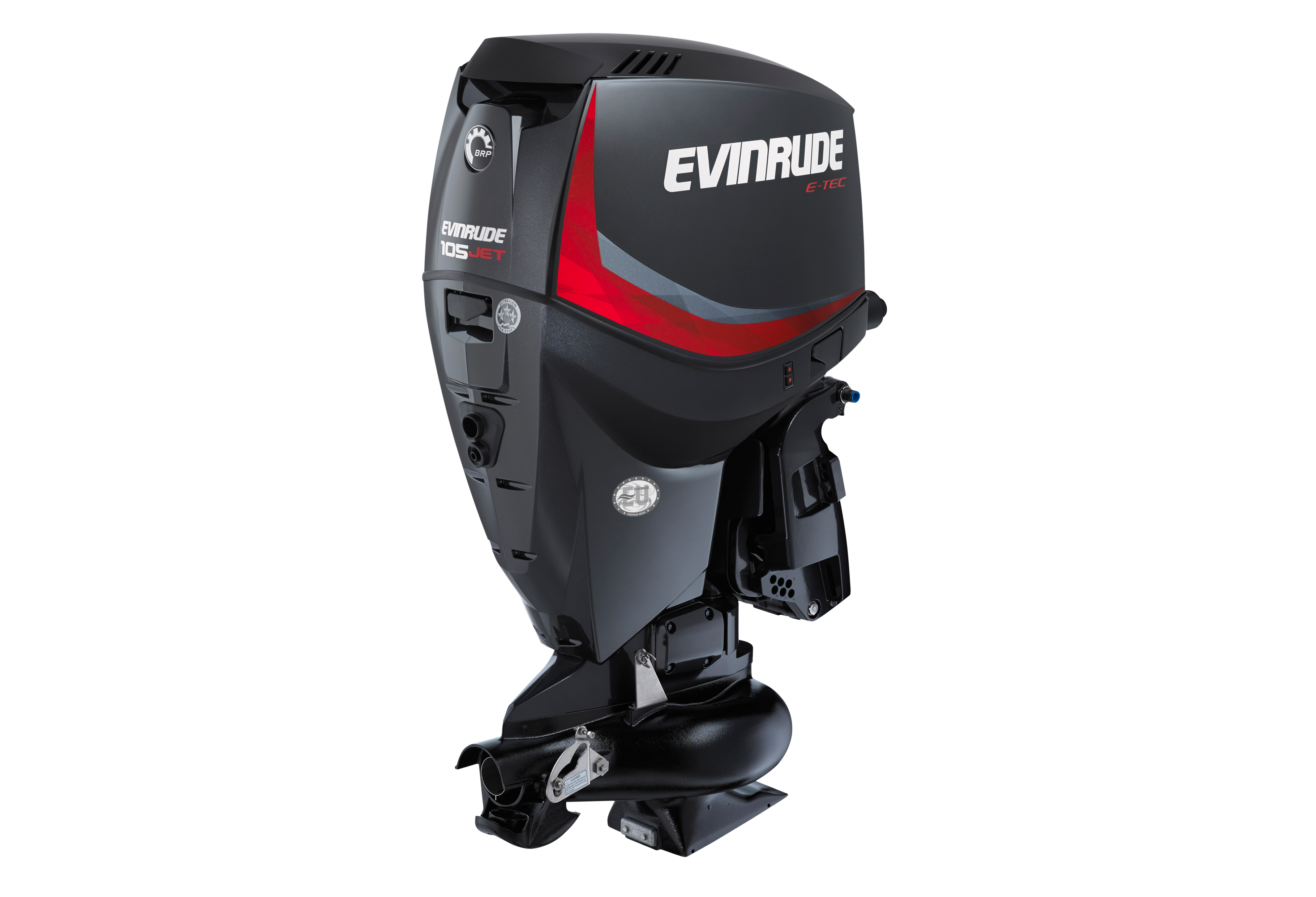 Jet Outboard Motor 2019 by Evinrude