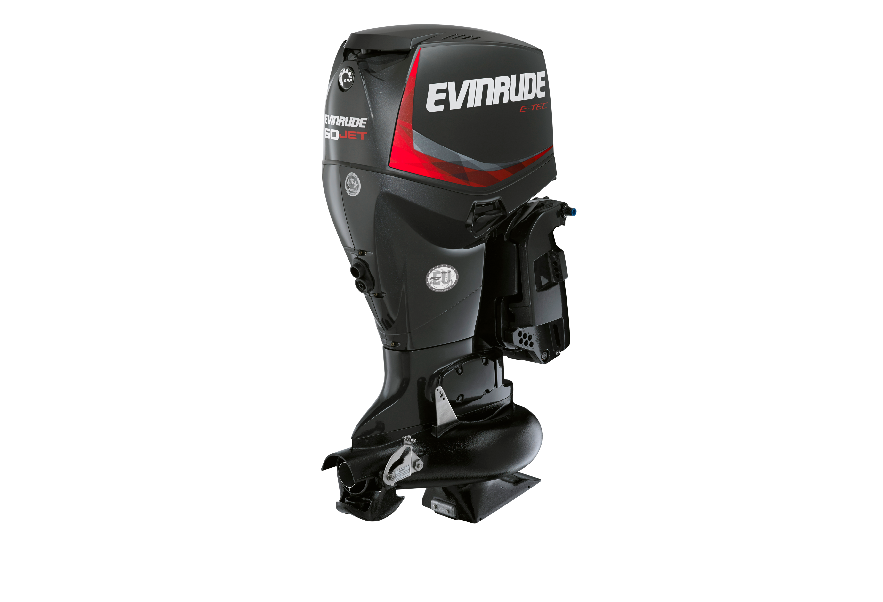 60 Hp Jet Series Boat Motor by Evinrude