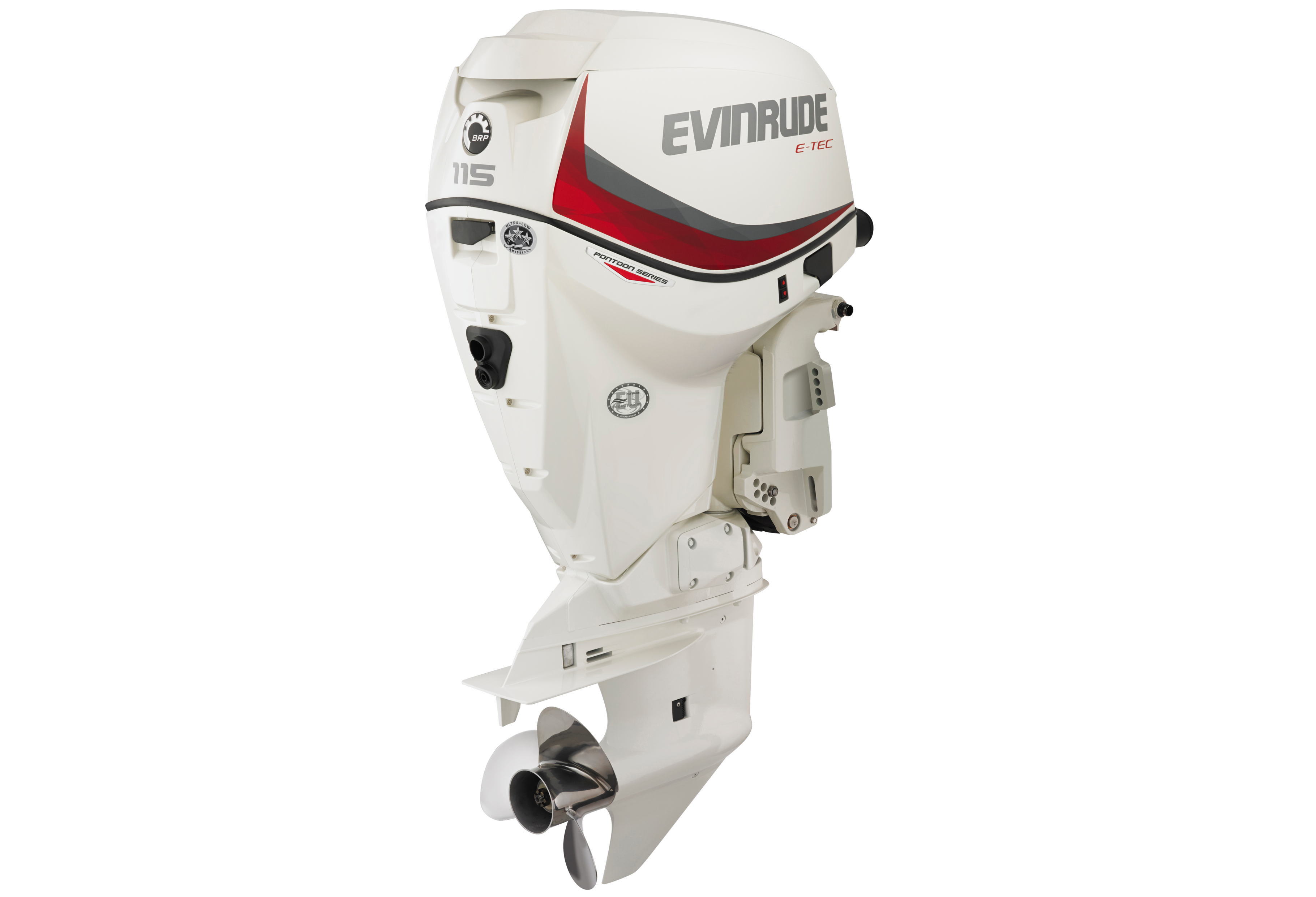 Pontoon Outboard Motor 2019 by Evinrude
