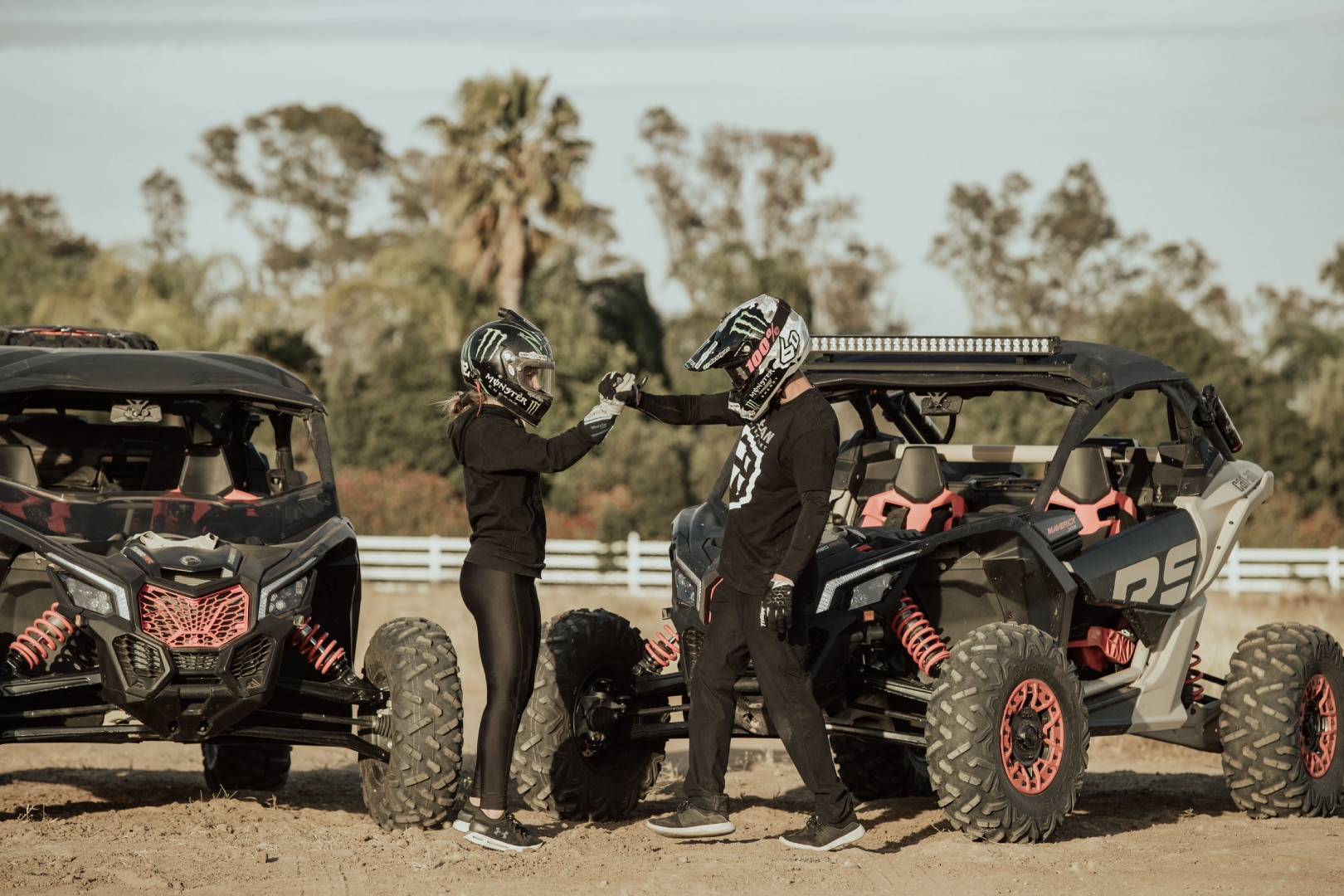 Modele Can-Am Off-Road 2021