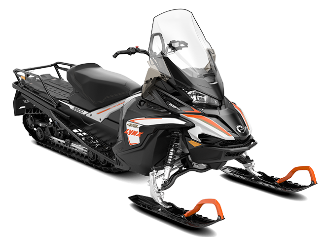 49 Ranger Snowmobile Model 2020