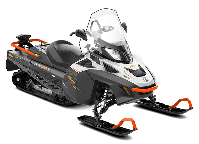 69 Ranger Snowmobile Model 2020