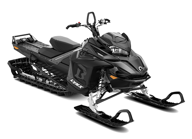 Boondocker Snowmobile Model 2020