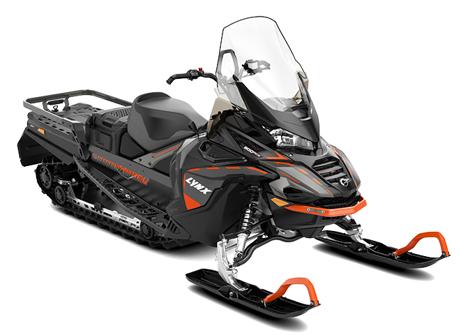 Commander Snowmobile Modell 2021