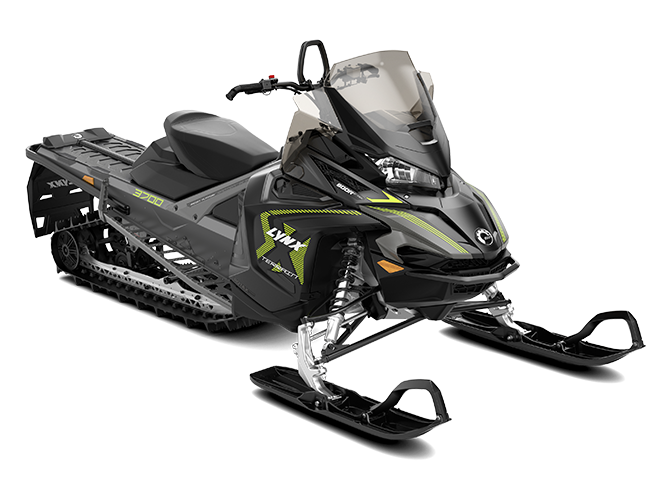 Xterrain Snowmobile Model 2020