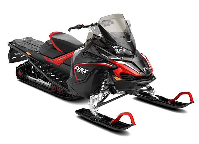 Xtrim Snowmobile Model 2020