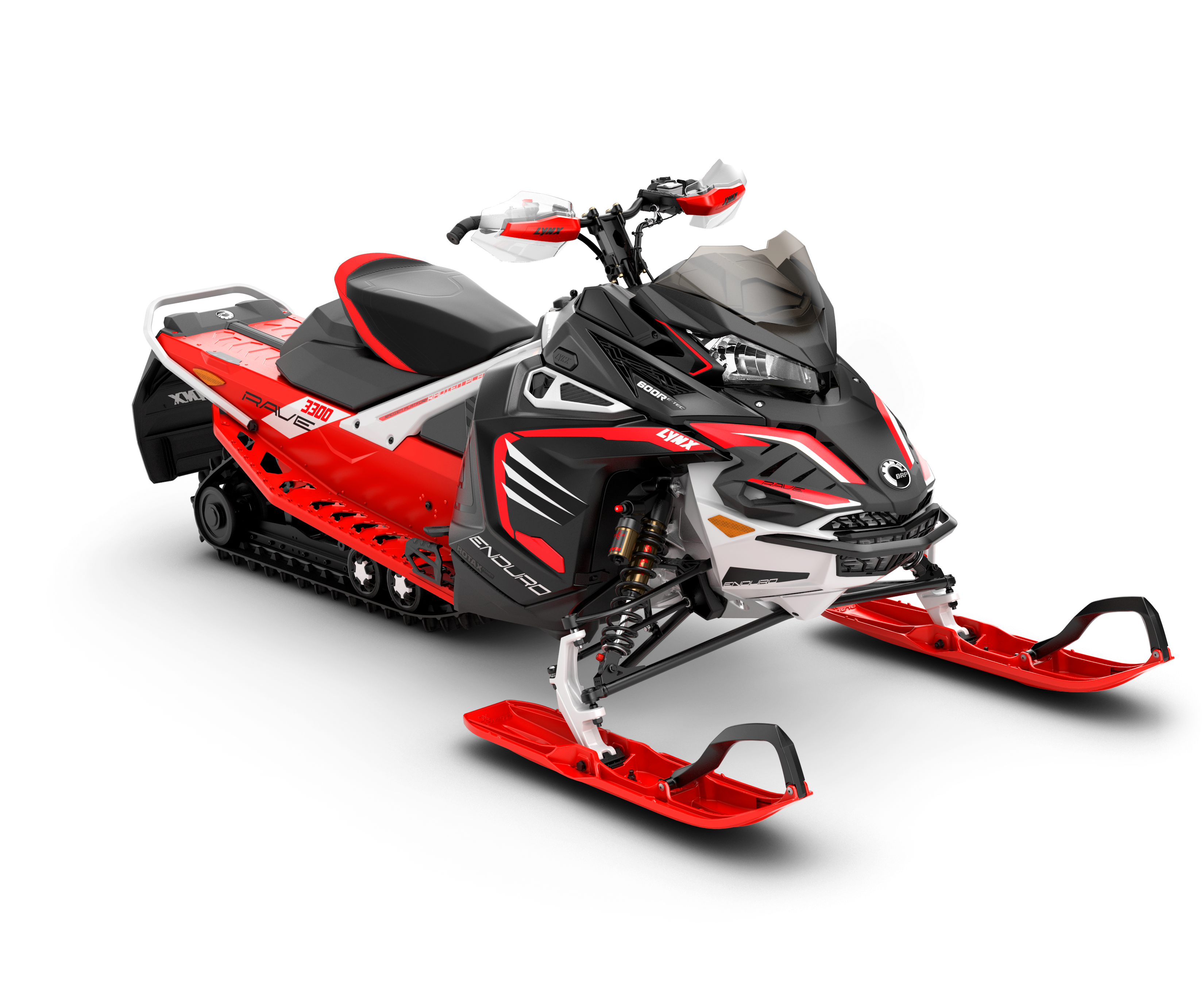 Rave Snowmobile Modell 2021