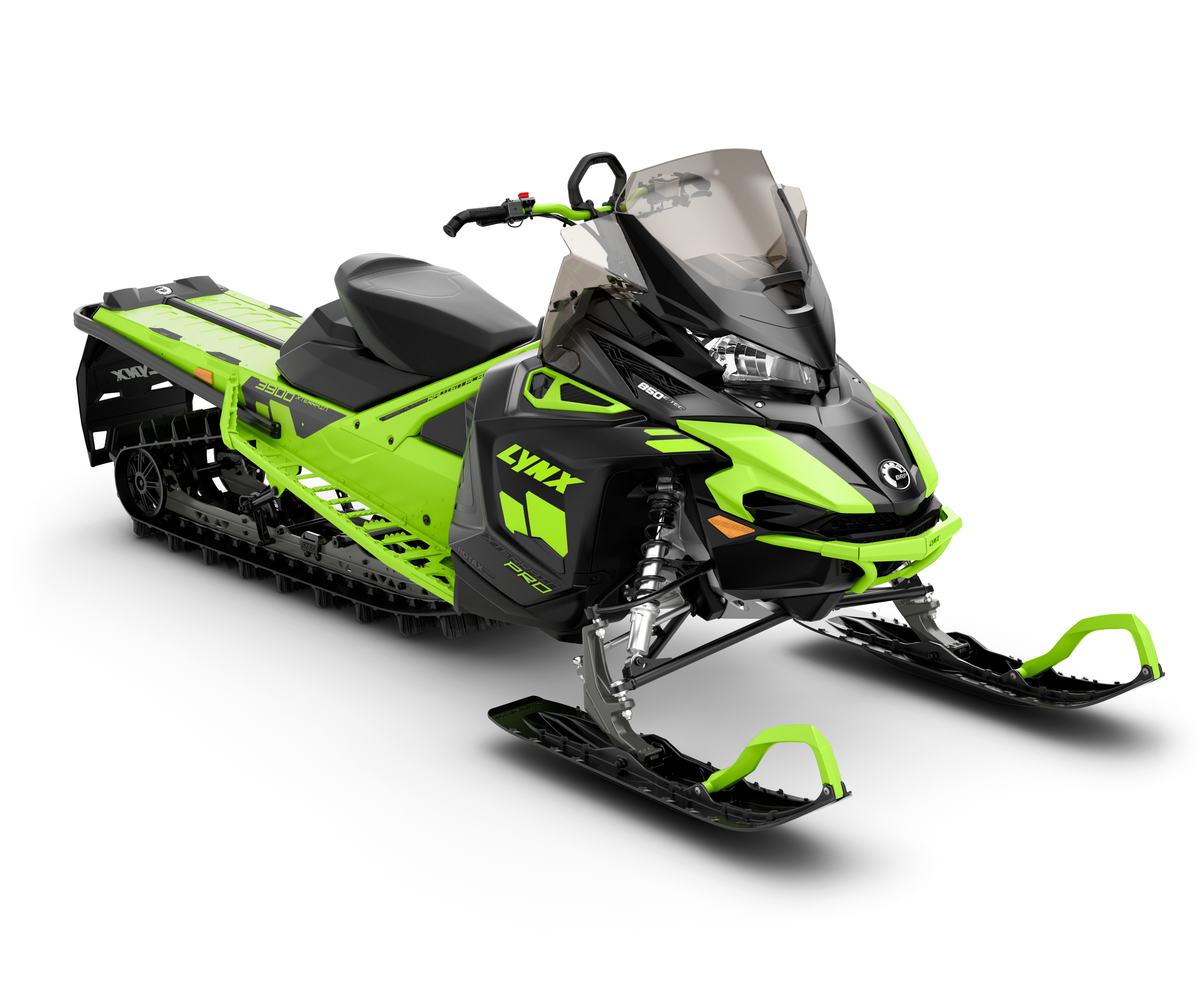 Xterrain Snowmobile Model 2021