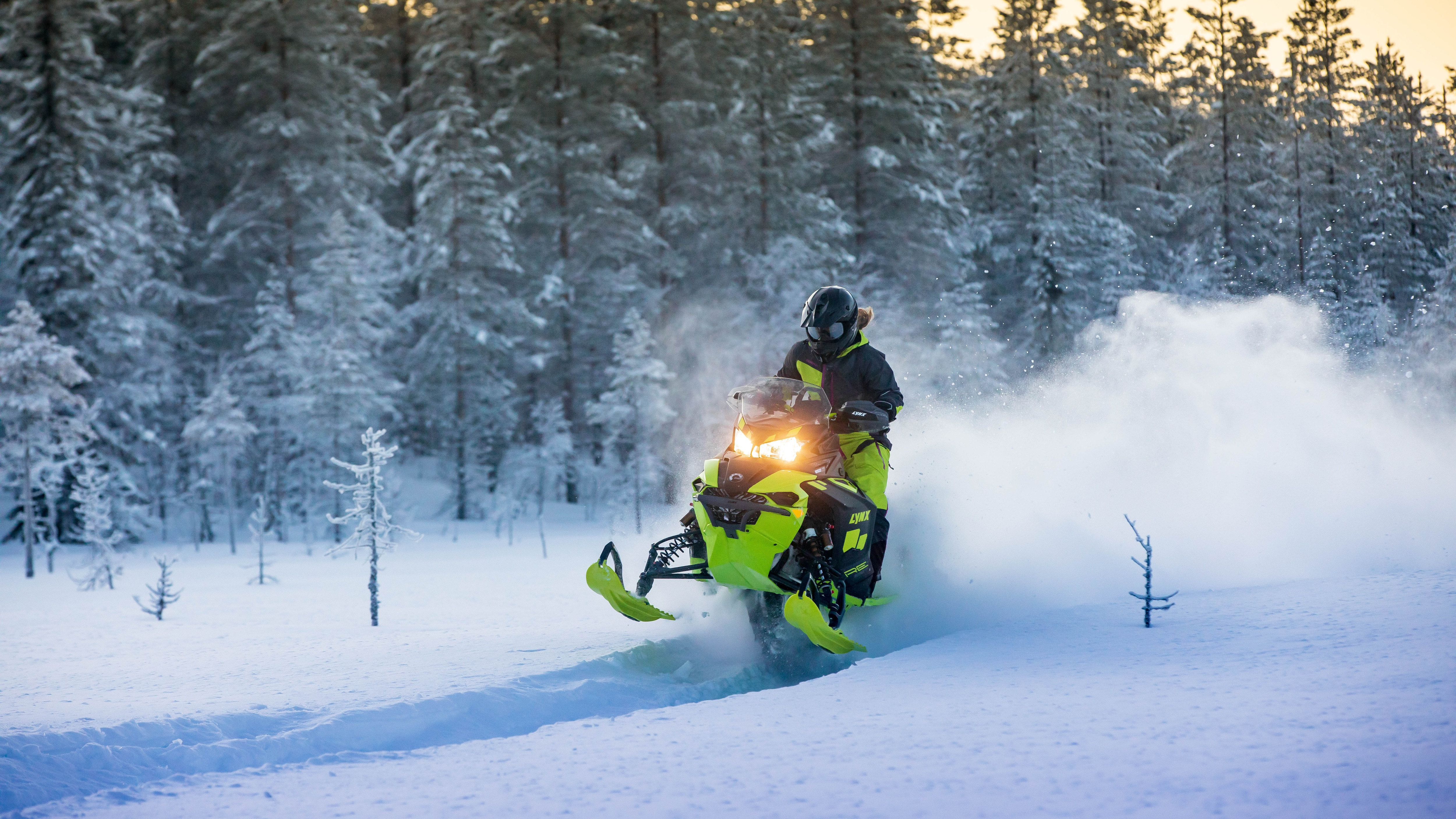2021 Lynx snowmobile line-up