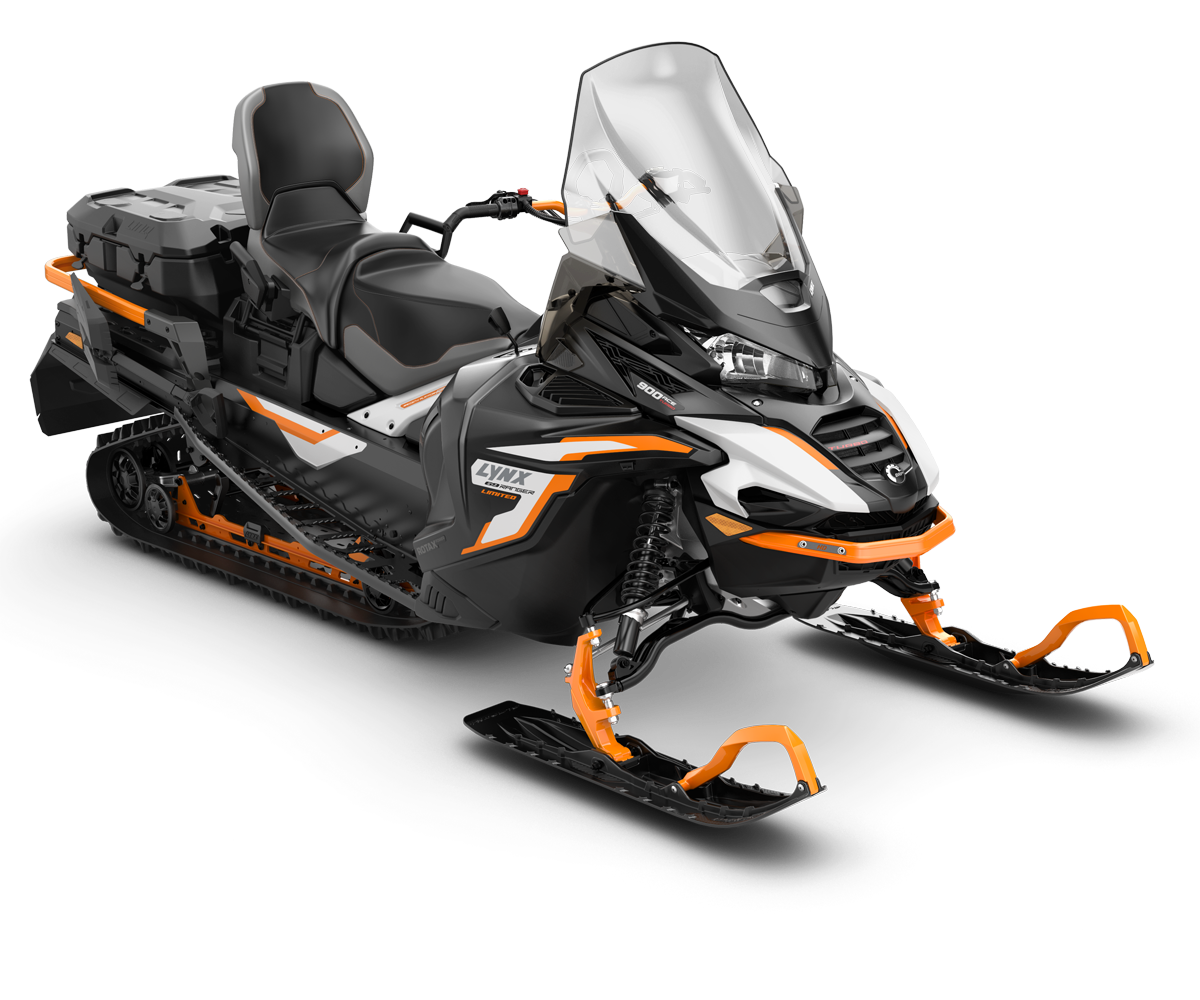 Lynx 2022 Ranger 69 snowmobile