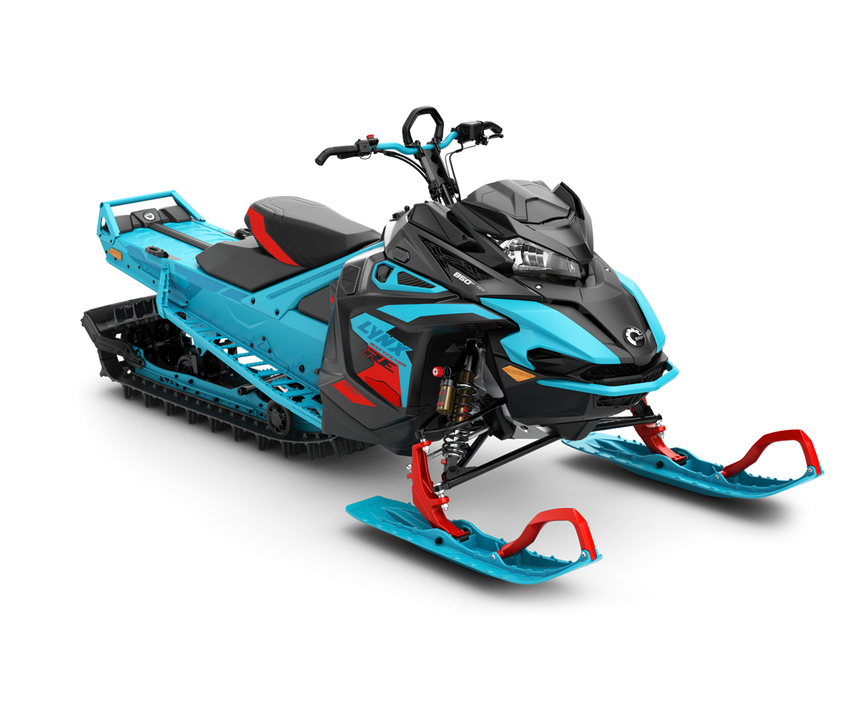 Lynx snowmobile 2022 Boondocker
