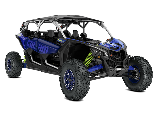 Maverick Max X Rs Turbo Rr Model