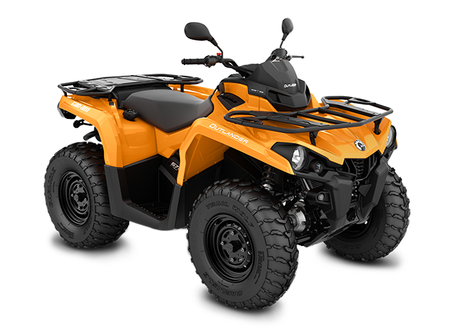 Outlander Dps 570 T Orange Model