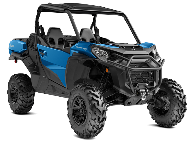 Can-Am Commander XT Model