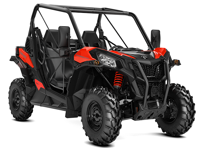 Maverick Trail 800 T Model