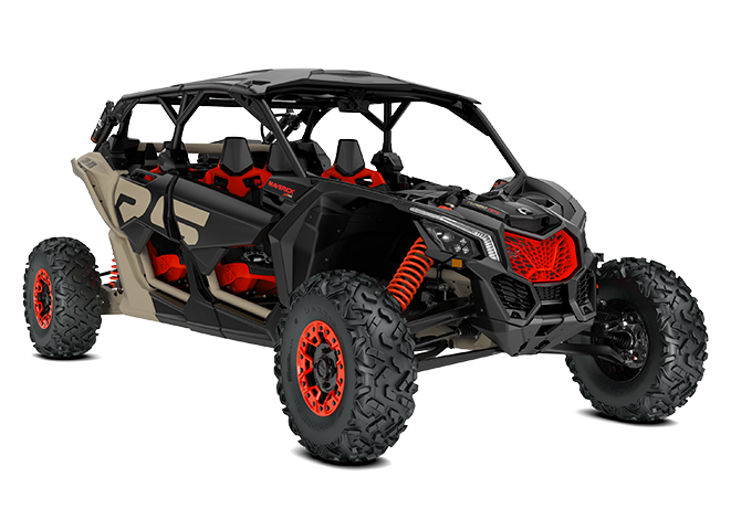 Maverick Max X Rs Turbo Rr Sa Model