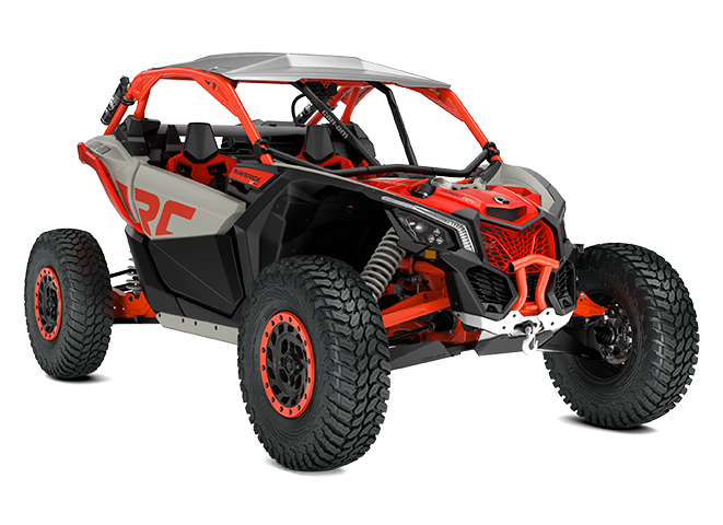Maverick X Rc Turbo Rr Model