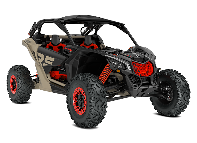 Maverick X Rs Turbo Rr Sa Model
