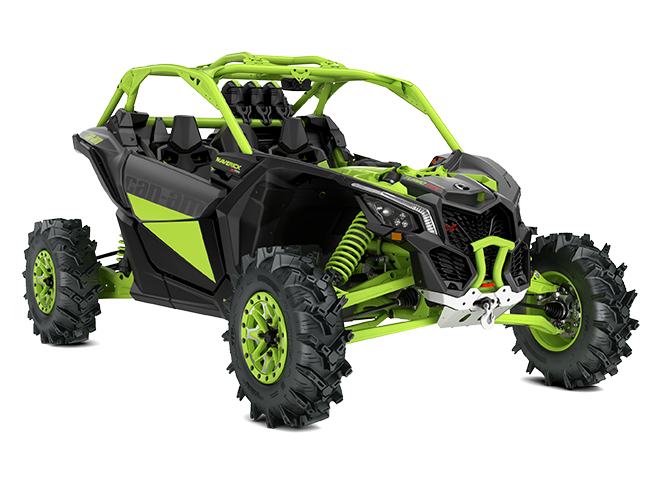 Maverick X Mr Turbo Rr Model