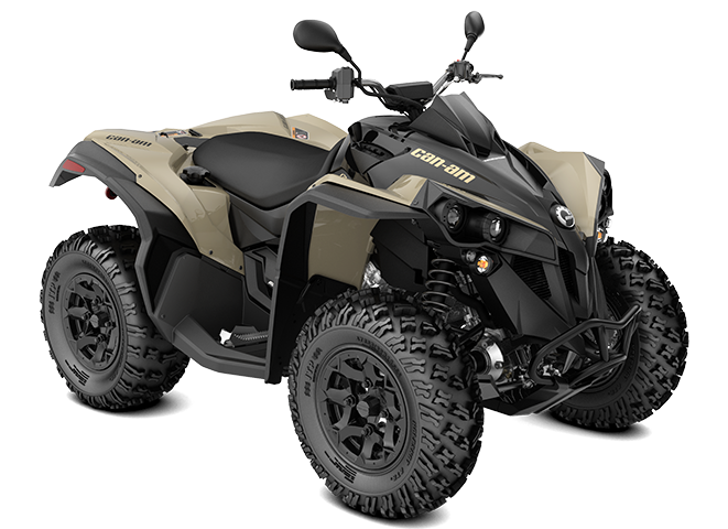 Renegade Dps 650 T Model