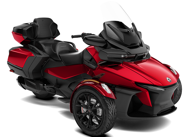Spyder RT limited edition 2020 model