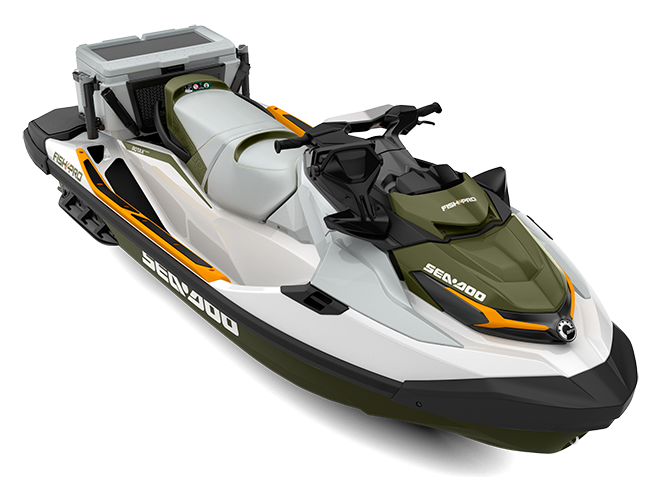 Sea-Doo Fish Pro 2020 Model