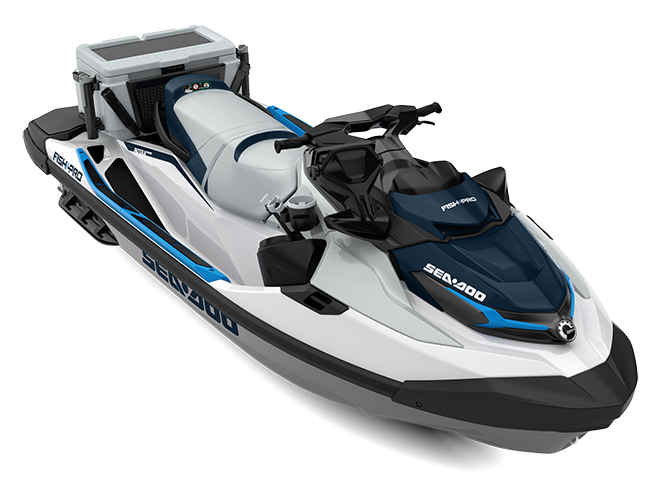 Model Sea-Doo Fish Pro 2021