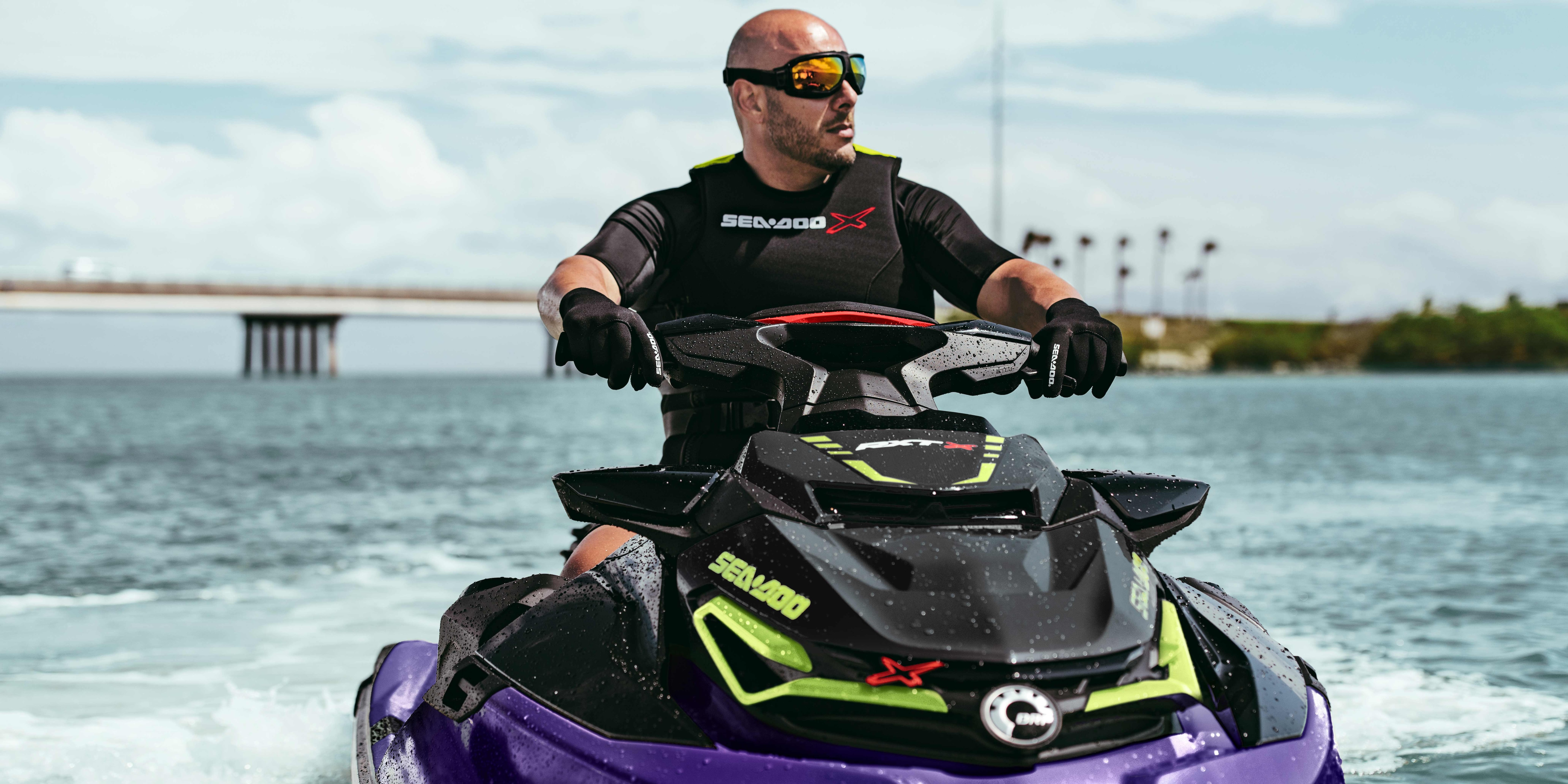 Sea-Doo RXT-X 2021 Model