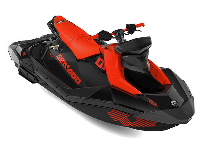 Model Sea-Doo Spark Trixx 2021