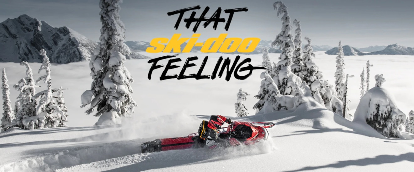 That Ski-Doo Feeling