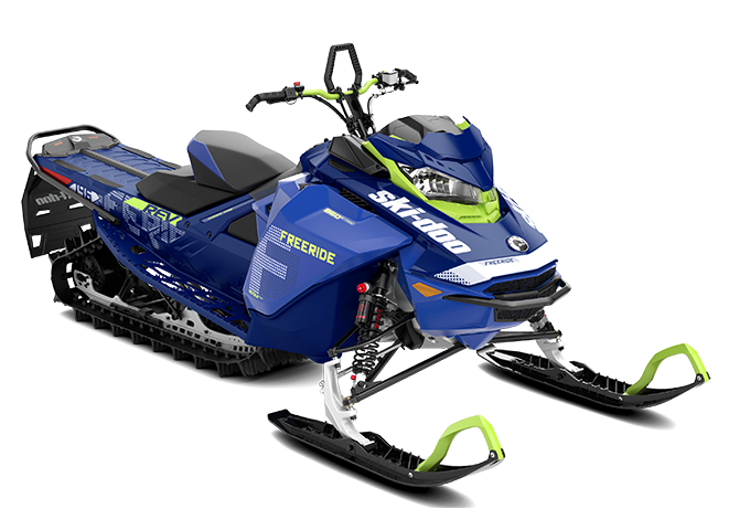 Ski-Doo Freeride 2020 Model
