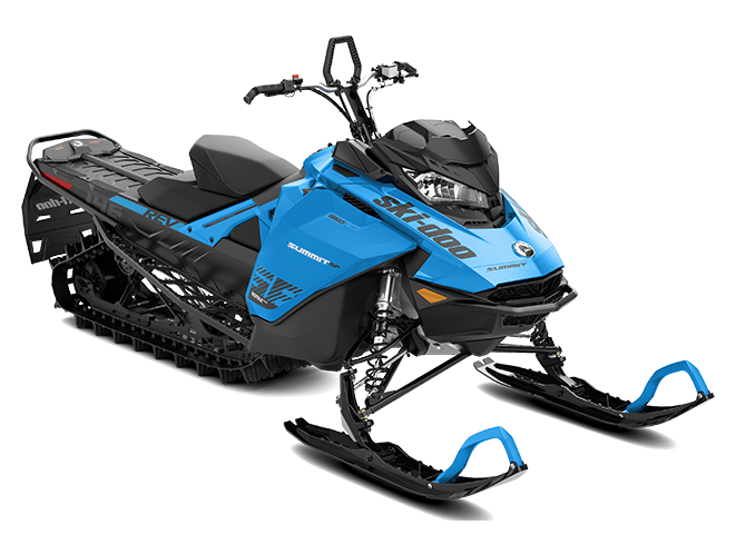 Summit Sp Snowmobile Model