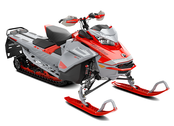 Ski-Doo Backcountry 2021 Model