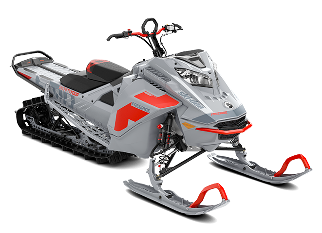 Ski-Doo Freeride 2021 Model