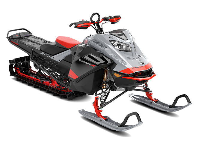 Ski-Doo Summit 2021 Model