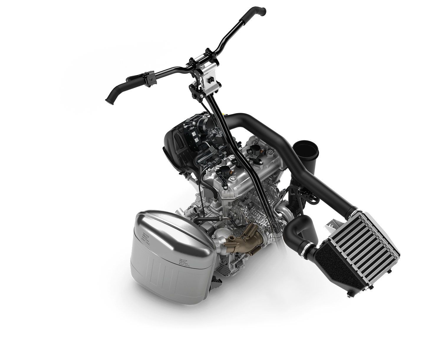 Ultra responsive Rotax engines