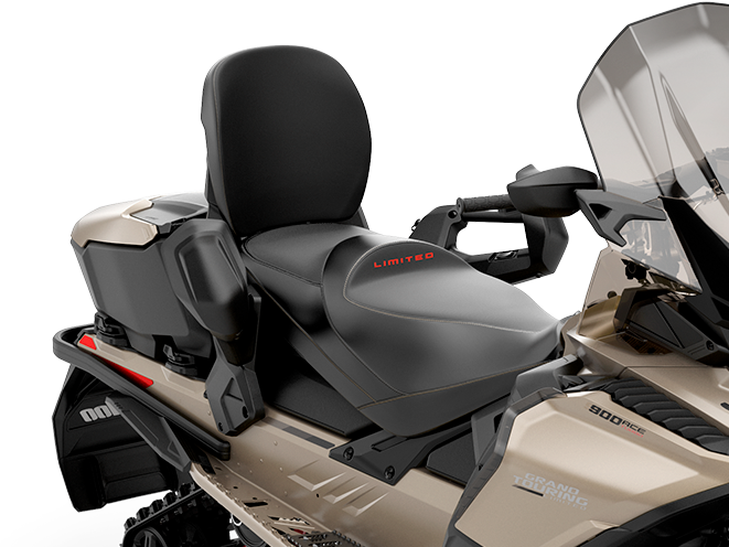 Ski-Doo Grand Touring Heated 2-up Seat