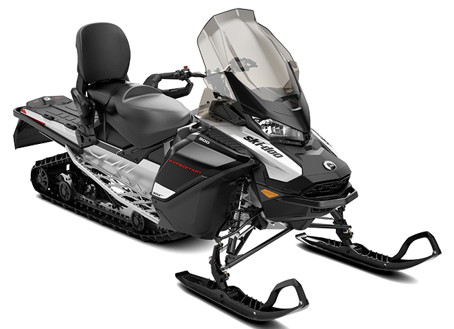 Ski-Doo Expedition Sport - 900 ACE - Black and White