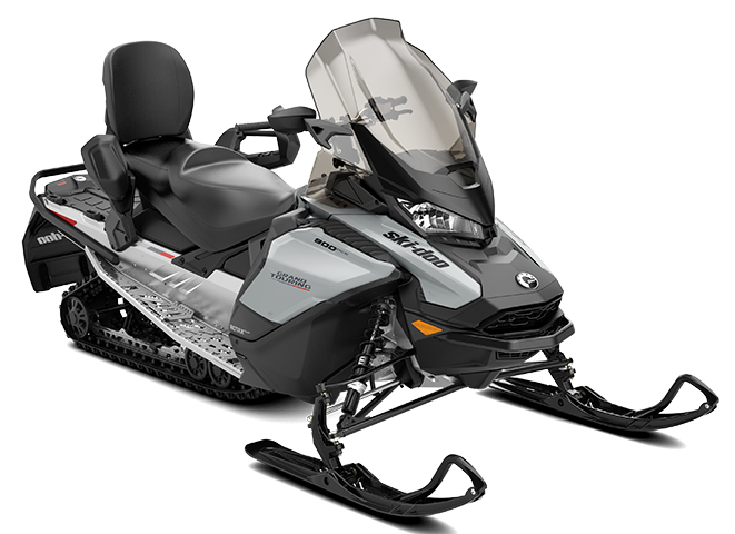 Ski-Doo Grand Touring Sport - 900 ACE - Catalyst Grey and Black