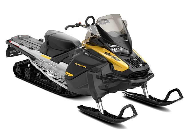Ski-Doo Tundra LT - 600 EFI - Neo Yellow and Black