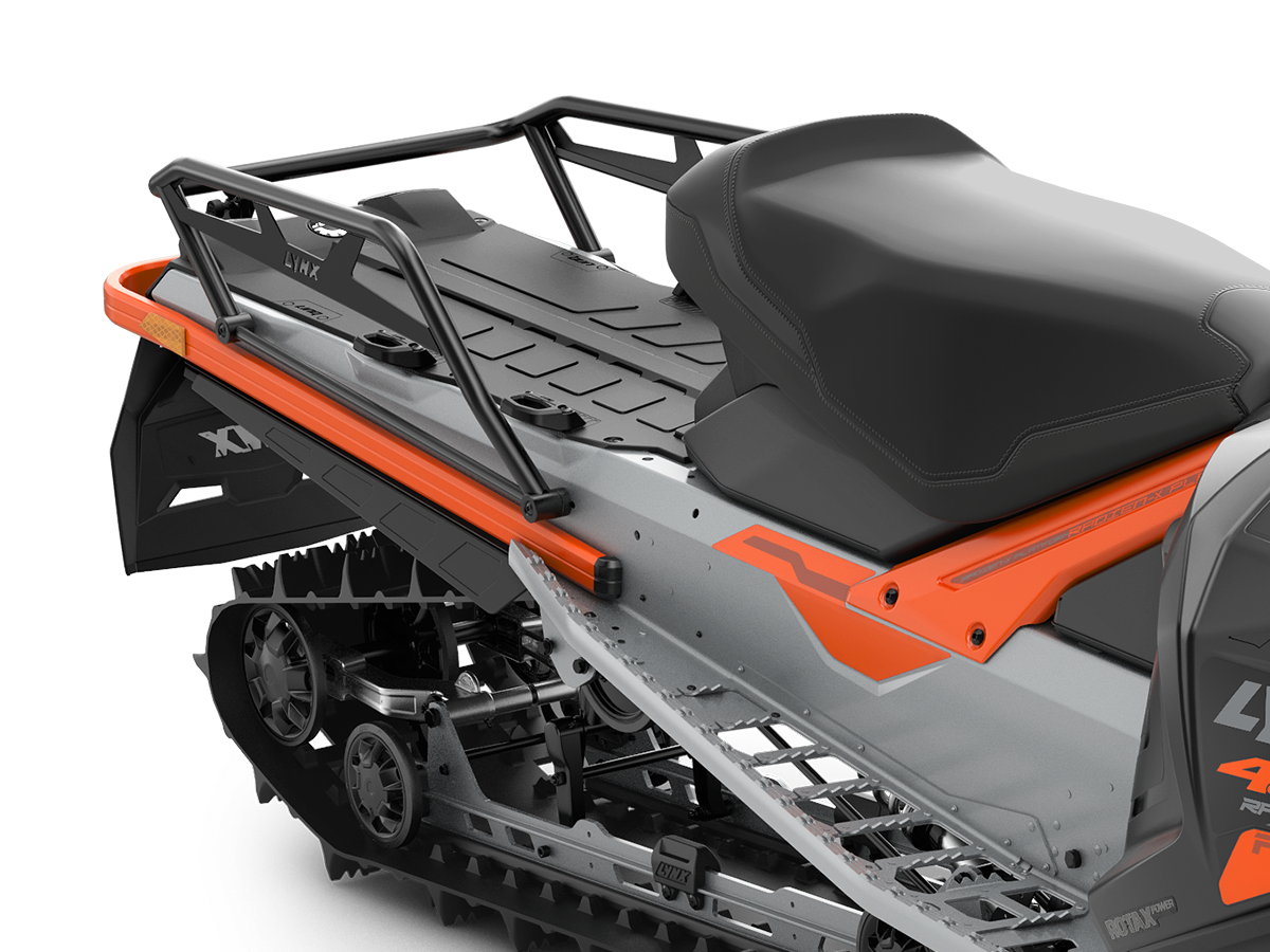 Lynx 49 Ranger large cargo space